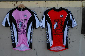 Lakeside Bicycles Lakeside Custom Jersey