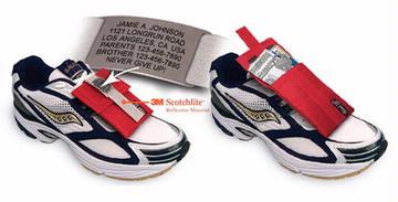 RoadID Shoe PouchID