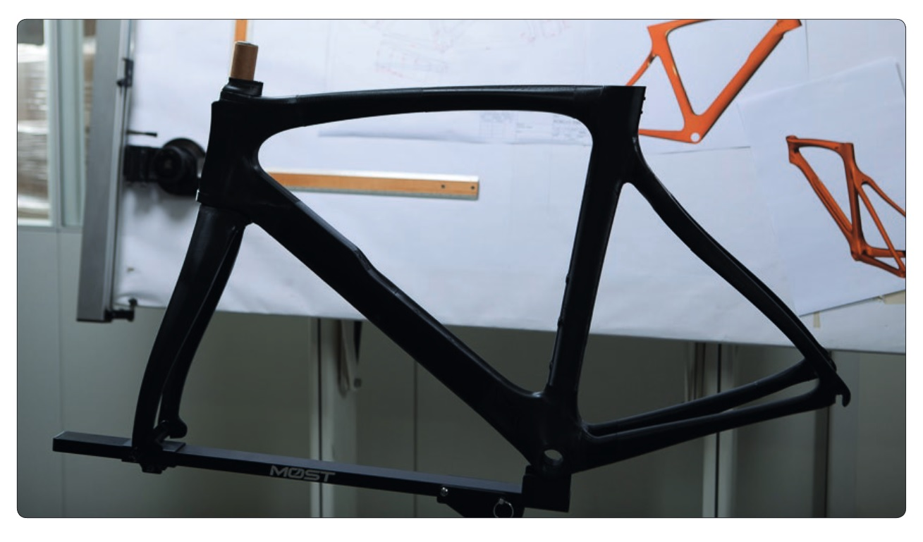 3D printing allows rapid deployment of prototypes during development of the Pinarello Dogma F10