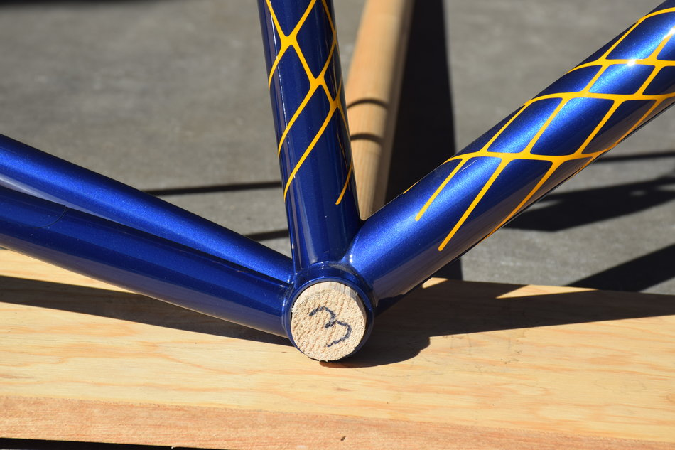 55cm Pegoretti Responsorium Falz in Conic color scheme. In stock at Lakeside Bicycles