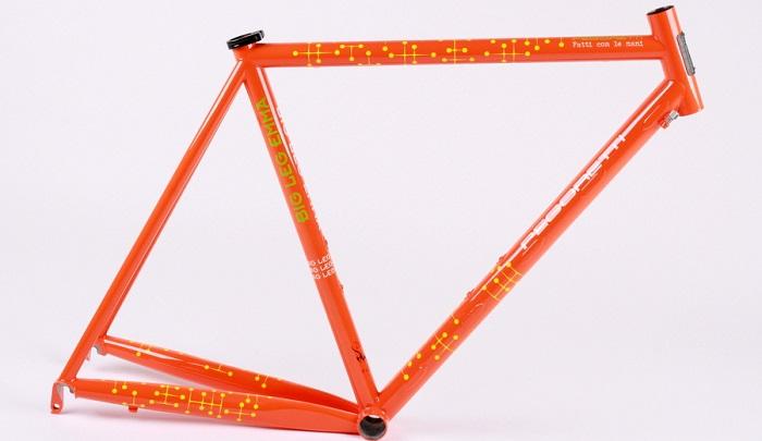 """Emma Orange"" color scheme"
