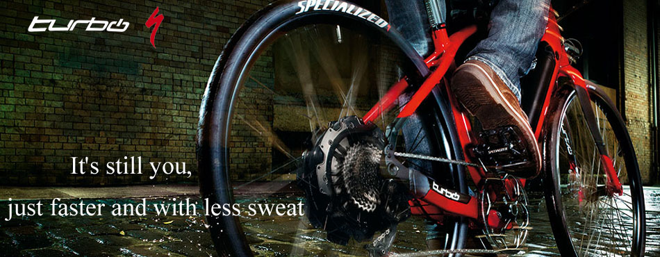 Specialized Turbo Electric Bicycle image
