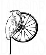 Lakeside Bicycles Logo
