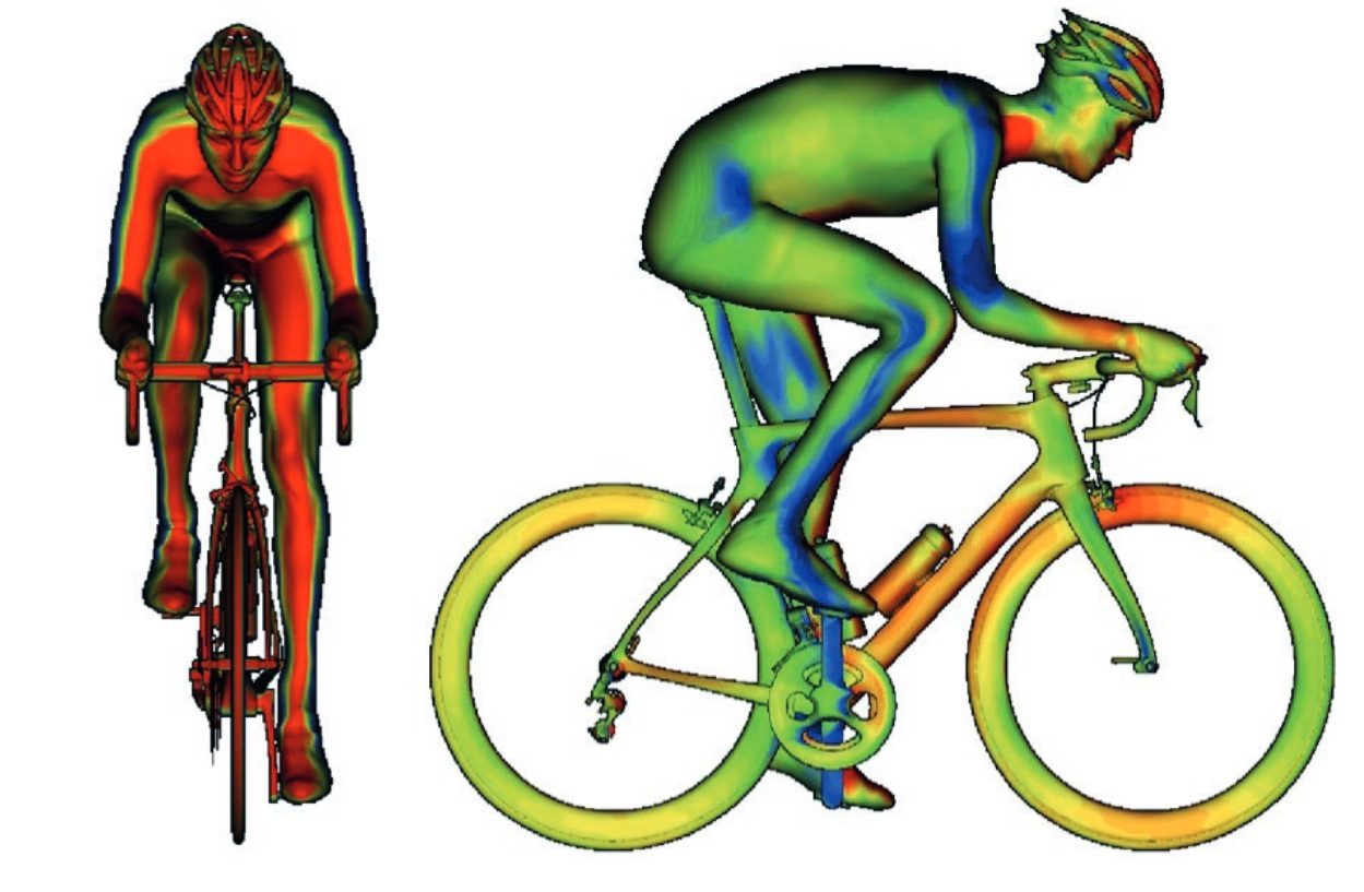 Finite Element Analysis during development of the Pinarello Dogma F10