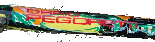 Ciavete color scheme, detail