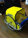 CycleTote Bicycle Trailers Small Pet Carrier
