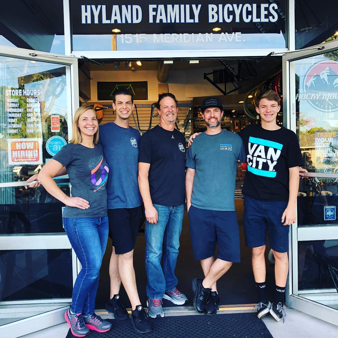The Hyland Family