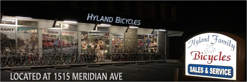 Hyland Family Bikes