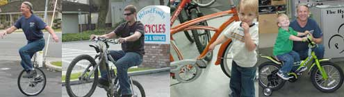Hyland Family Bicycles Timeline Photo