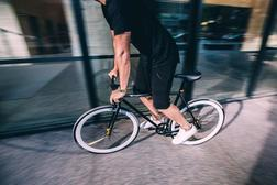 Fixies are a sweet and stylish way to get around town!