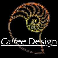 Calfee logo, link to site