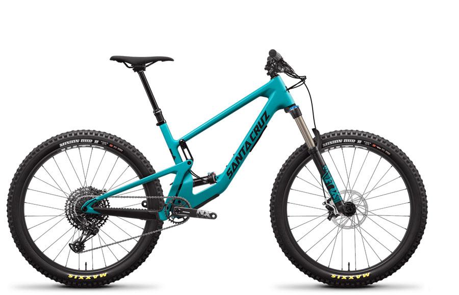 2021 Santa Cruz 5010 Blue C R