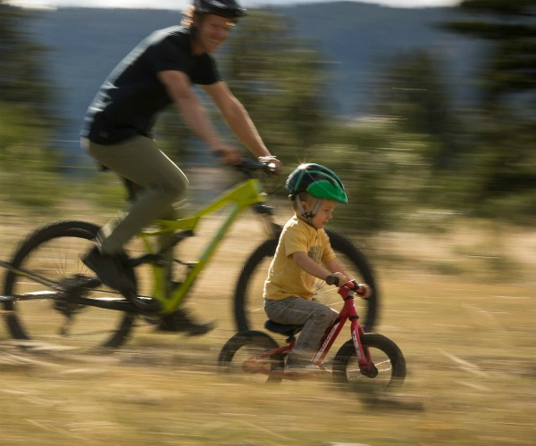 We have the best selection of kids' bikes