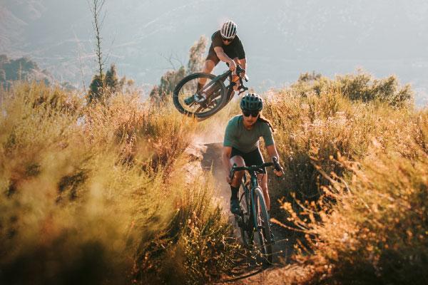 Gravel bike rides near San Diego