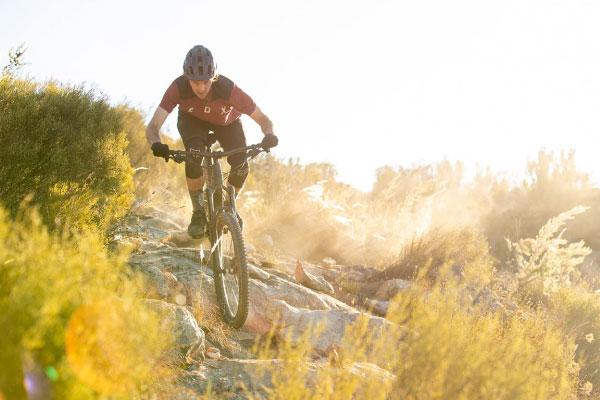 San Diego mountain bike rides