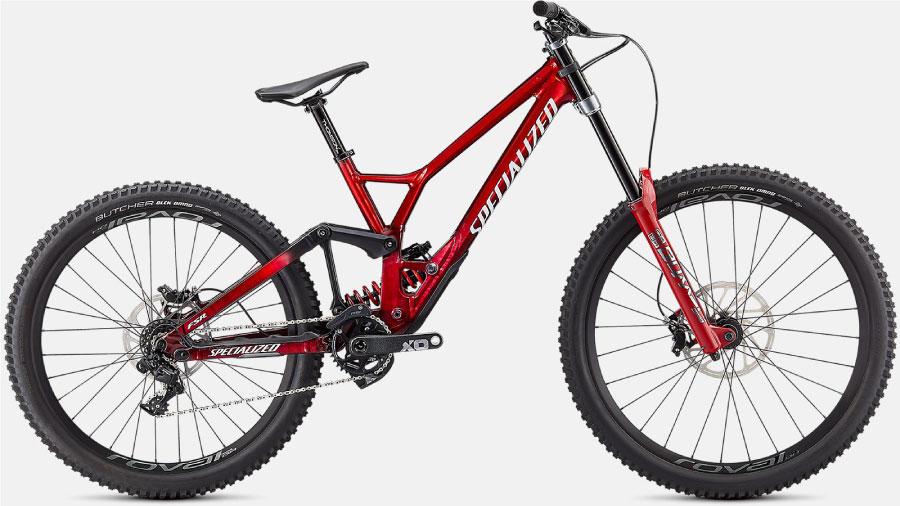 Specialized Demo downhill race bike