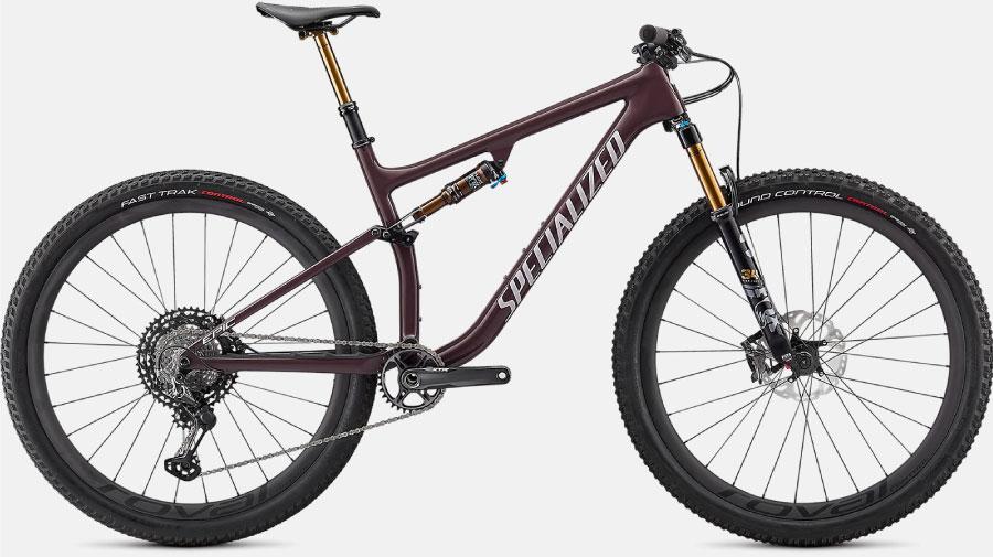 Specialized Epic XC Race bike
