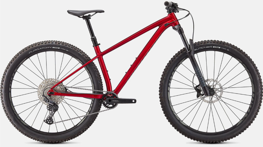 Specialized Fuse mountain bike