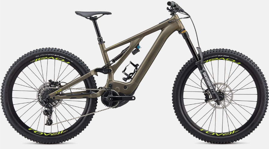 Specialized Turbo Kenevo electric mountain bike