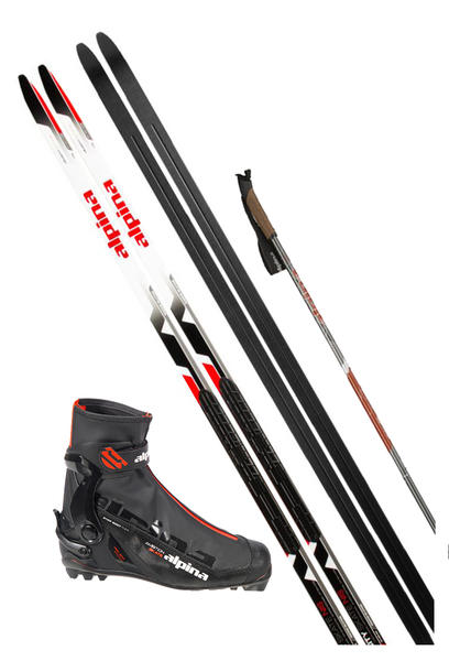 Alpina Velocity Skate Package