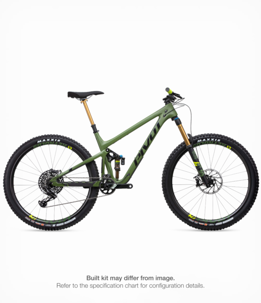 Pivot Cycles Switchblade
