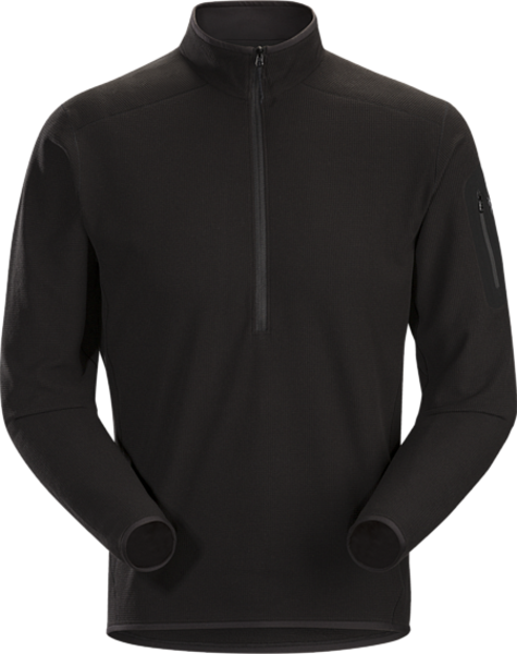Arc'Teryx Men's Delta LT Zip Neck