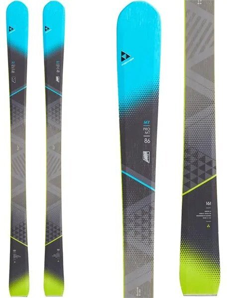 Fischer My Pro MTN 86 women's skis