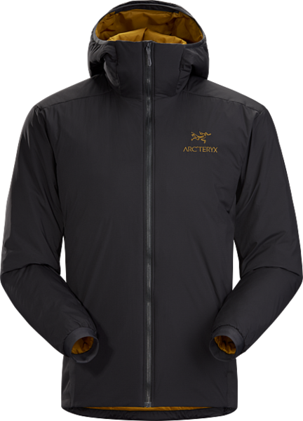 Arc'Teryx Atom LT Hoody Color: 24K Black