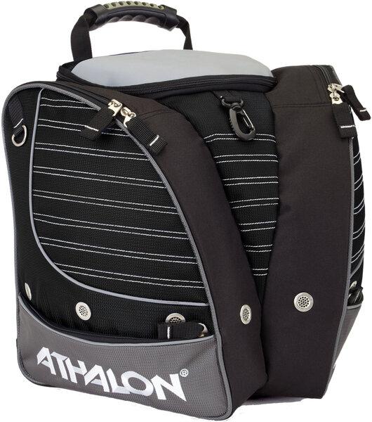 Athalon Kids' Tri-Athalon Boot Bag - Black/Gray