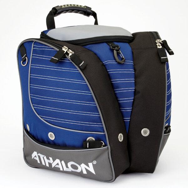 Athalon Kids' Tri-Athalon Boot Bag - Navy/Gray