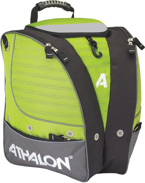 Athalon Tri-Athalon Boot Bag - Lime/Gray