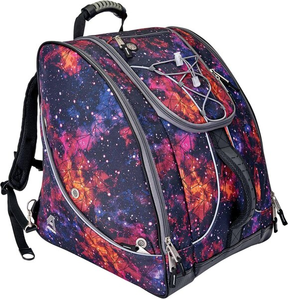 Athalon Everything Boot Bag - Galaxy