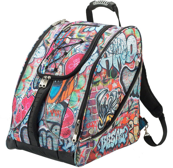 Athalon Everything Boot Bag - Graffiti