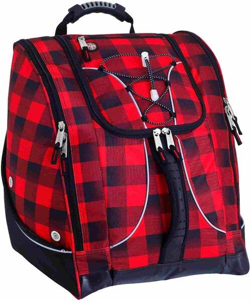 Athalon Everything Boot Bag - Lumberjack