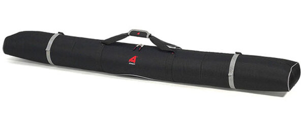 Athalon Padded Double Ski Bag - 180cm, Black