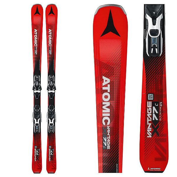 Atomic Vantage X 77 C Skis + Mercury 11 Bindings