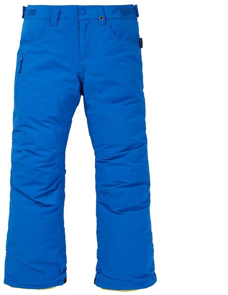 Burton Boys' Barnstorm Pants Color: Lapis Blue