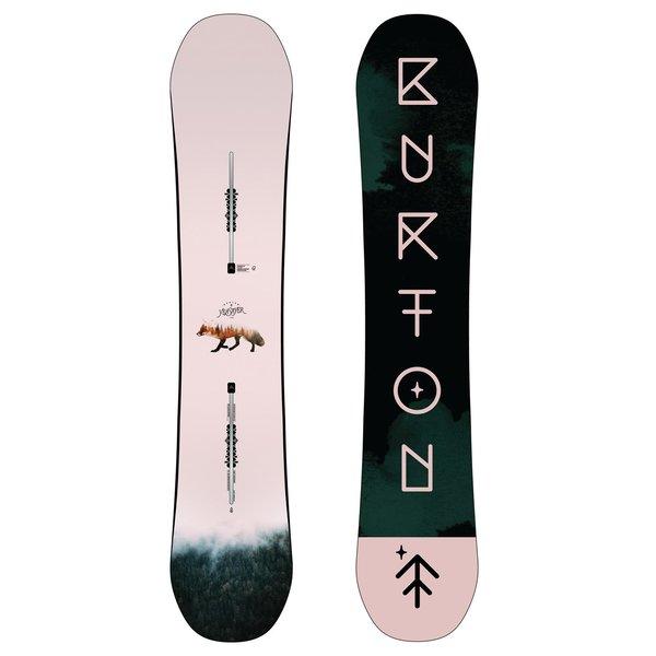 Burton Yeasayer Flying V Women's Snowboard