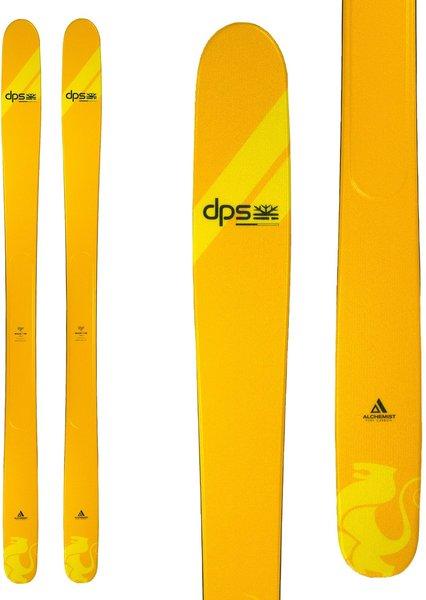 DPS Wailer Alchemist 100 RP Skis