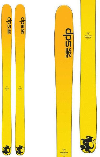 DPS Wailer Foundation 100 RP Skis