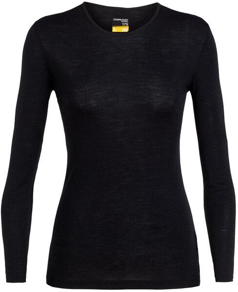 IceBreaker Women's Merino 175 Everyday Long Sleeve Crewe Thermal Top