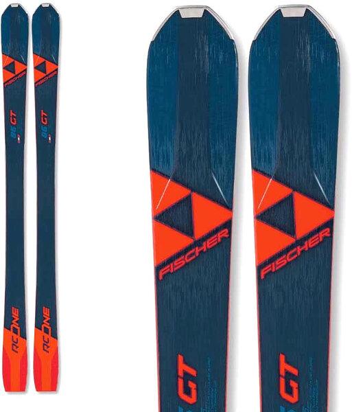 Fischer RC ONE 86 GT Skis