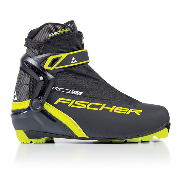 Fischer RC3 Skate Cross Country Skate Ski Boots