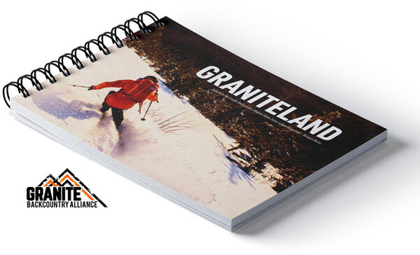 Granite Backcountry Alliance GRANITELAND: Glade Zone Guidebook