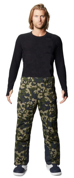 Mountain Hardwear Firefall/2 Insulated Pants Color: Dark Army Camo