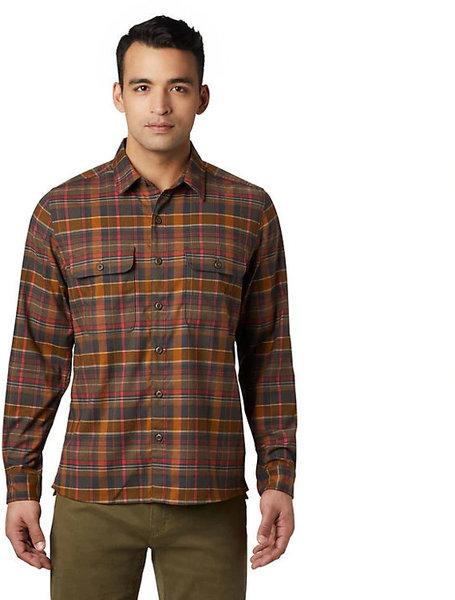 Mountain Hardwear Men's Voyager One Longsleeve Shirt