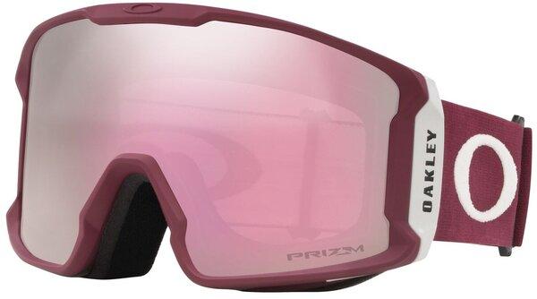 Oakley Line Miner XM - Heathered Grenache w/ Prizm HI Pink