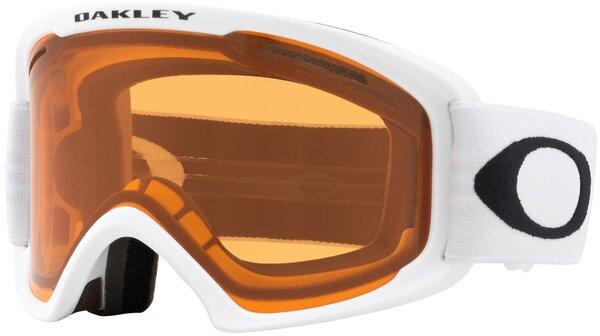 Oakley O Frame 2.0 Pro XL - Matte White w/ Persimmon & Dark Grey