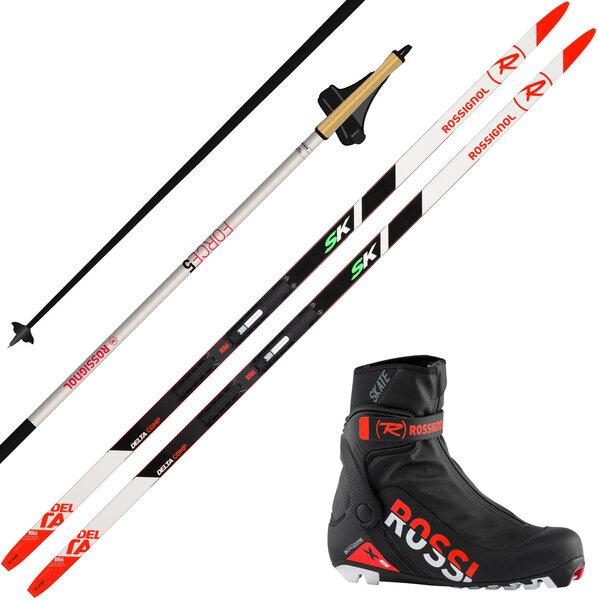 Gorham Bike & Ski Comp Skate Cross Country Ski Package