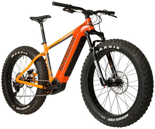 "Rossignol E-Track Fat 26"" Electric Fat Bike"